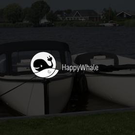 HappyWhale logo