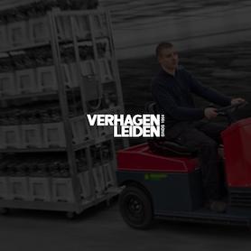 Verhagen Leiden logo