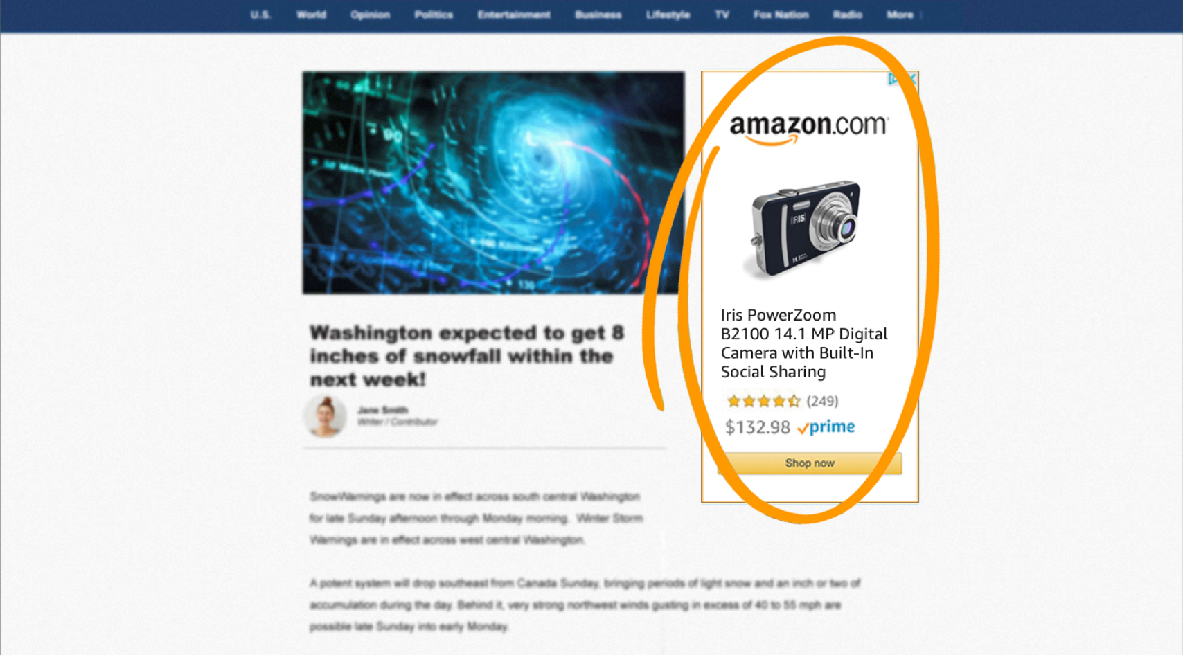 Amazon: Sponsored Display