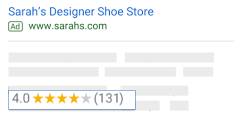 Reviews Google Ads