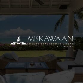 Miskawaan Luxury Logo
